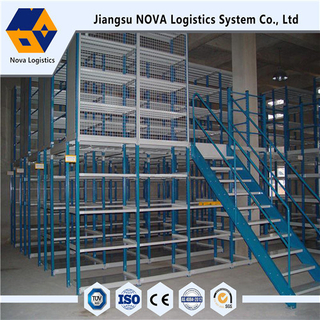 Platform Multi Level Rackhouse Racking